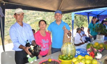 III Feria agrícola, ganadera, artesanal y gastronómica